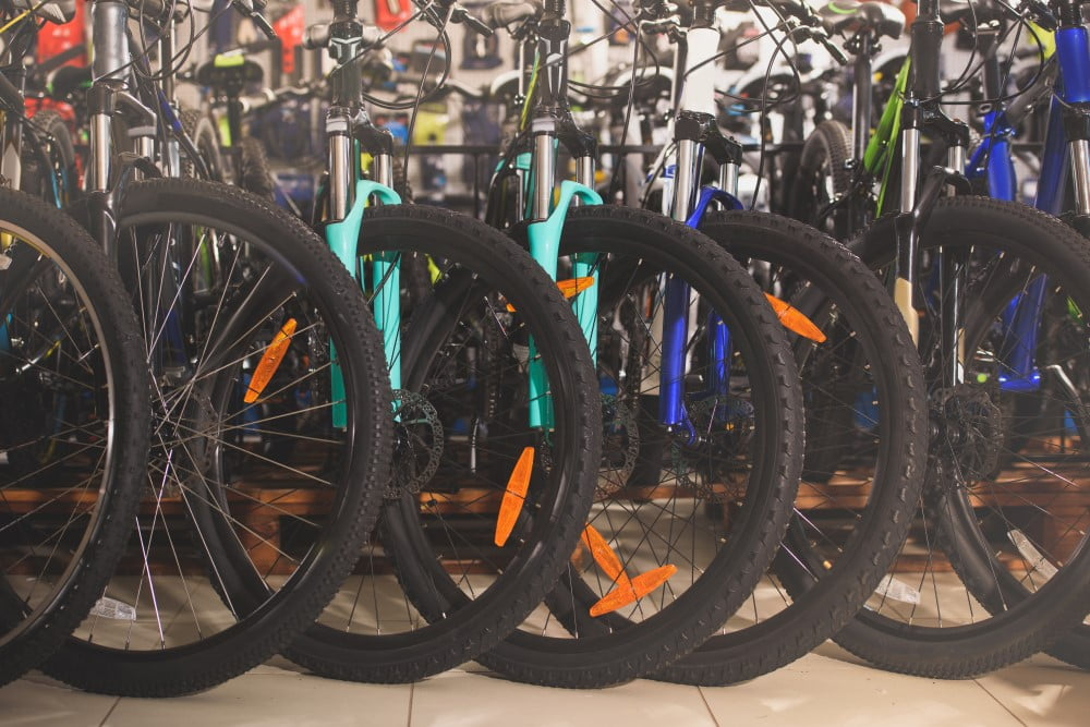 Cykler på tilbud